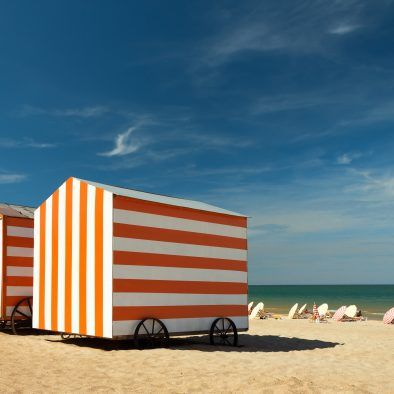 The Panne_strandcabine