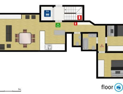 apartment-with-seaview_grondplan