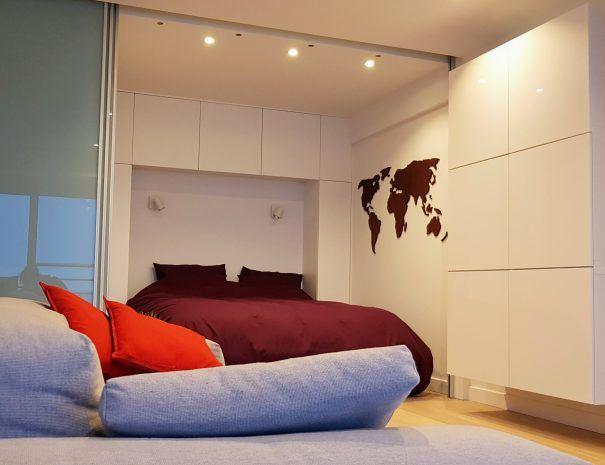 Appartement_zeezicht_oostende_de-loft_slaapkamer_dubbel-bett