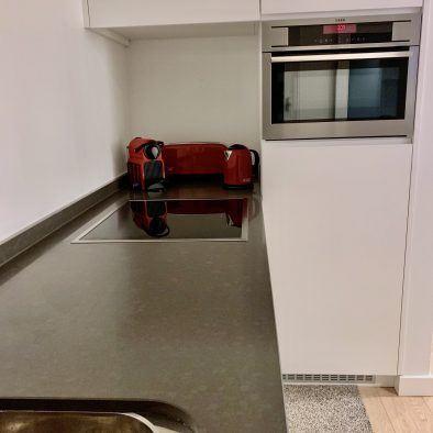 De Loft open keuken zee