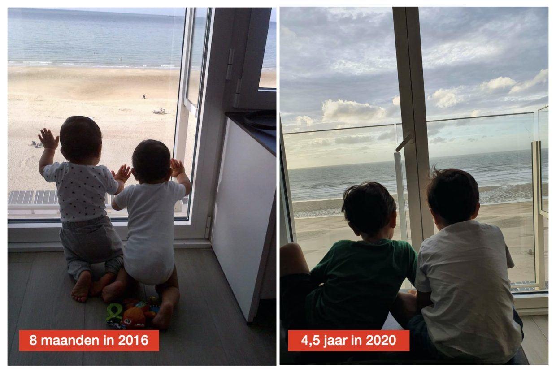 Tweeling aan zee 2016-2020